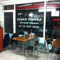 Photo taken at Abooov Kebap by 'iMacLove' i. on 11/12/2011
