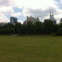 Photo taken at Piedmont Park Active Oval by Richard E. on 6/16/2012