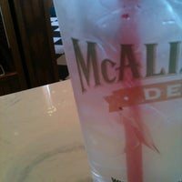 Photo taken at McAlister's Deli by Brian J. on 7/5/2012