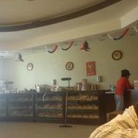 Photo taken at Gelatos Cafe by Pamela N. on 9/21/2011