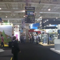 Photo taken at Transamérica Expo Center by domitrius d. on 7/6/2012