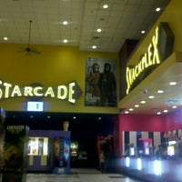 Photo taken at AMC Starplex Cinemas Galaxy 16 by Bailey E. on 9/10/2011
