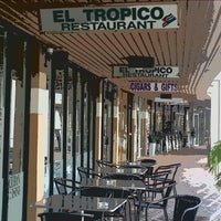 Photo taken at El Tropico Restaurant by Francis P. on 9/2/2012