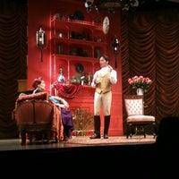 Photo taken at Lucille Lortel Theatre by David E. on 2/10/2011