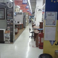 Photo taken at Homecenter Sodimac by El T. on 10/16/2011