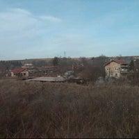 Photo taken at Ушинци (Ushintsi) by Angel V. on 12/10/2011