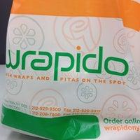 Photo taken at Wrapido by Amanda M. on 12/30/2011