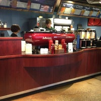 Photo taken at Kaladi Brothers Coffee - Tudor by Judy K. on 7/1/2012