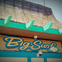 Photo taken at Big Surf by Mobius G. on 8/12/2012