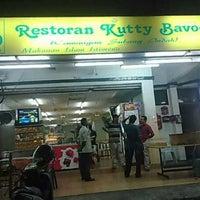 Photo taken at Restoran Kuty Bavoo by Amarbeer S. on 2/2/2011