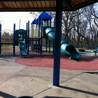 Photo taken at Banksville Park by Nichole N. on 3/20/2012