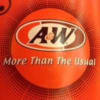 Photo taken at A&W by Ary C. on 5/28/2012