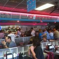 Photo taken at Mel's Diner by John W. on 4/15/2012