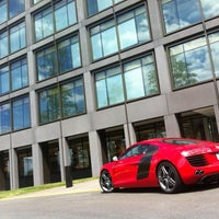 Photo taken at Audi Forum by FOURTITUDE.COM, The Audi Enthusiast Website on 4/17/2012