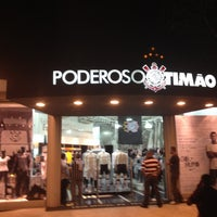 Photo taken at Sport Club Corinthians Paulista by Takaro T. on 7/5/2012
