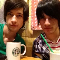 Photo taken at Starbucks by Razvan A. on 3/12/2012