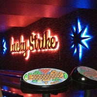 Photo taken at Lucky Strike Houston by 🍌Gus T. on 5/12/2012