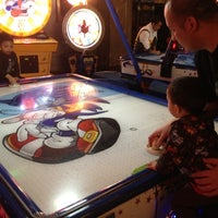 Photo taken at GameWorks by Anna I. on 2/24/2012