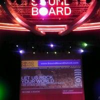 Photo taken at Sound Board by Brad L. on 6/30/2012