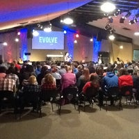 Photo taken at Calvary Temple Christian Center by Nicholas B. on 3/6/2012