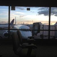 Photo taken at Gate 6 - Aeropuerto El Dorado by Naycol Á. on 7/25/2012