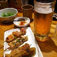 Photo taken at 串鳥 仙台駅東口店 by Ryuki M. on 7/28/2012