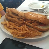 Photo taken at Landry's Seafood House by THE G. on 4/6/2012