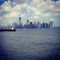Photo taken at Liberty Island by Edgar d. on 7/24/2012