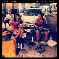 Photo taken at The French Quarter by Murphy D. on 7/5/2012