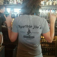 Photo taken at Average Joe's by Candy J. on 3/14/2012