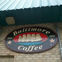 Photo taken at Baltimore Coffee & Tea Company by Ashley B. on 5/23/2012