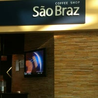 Photo taken at São Braz Coffee Shop by Antonio Sérgio d. on 8/27/2012