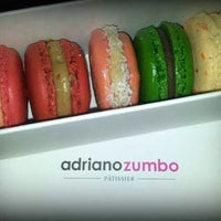 Photo taken at Adriano Zumbo Pâtissier by KD B. on 1/28/2012