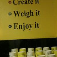 Photo taken at Yogurt Time by Micah F. on 7/25/2011