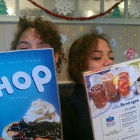 Photo taken at IHOP by Ruth C. on 12/21/2011