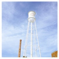 Photo taken at Lucky Strike Water Tower by Ed C. on 5/18/2012
