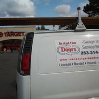 Photo taken at Target by In And Out Doors on 5/2/2012