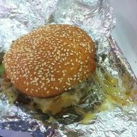 Photo taken at MOOYAH Burgers, Fries & Shakes by Robert L. on 8/7/2012