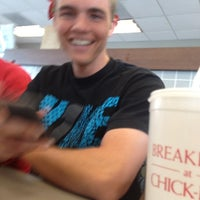 Photo taken at Chick-fil-A by Patrick B. on 1/13/2012