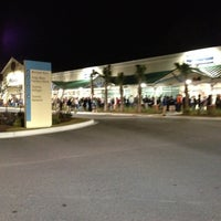 Photo taken at Tanger Outlet Hilton Head by Stephanie R. on 11/25/2011