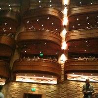Photo taken at Teatro Bradesco by Leo L. on 1/6/2011