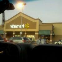Photo taken at Walmart by Renee C. on 1/8/2012