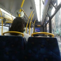 Photo taken at TfL Bus 42 by Pino F. on 5/22/2012