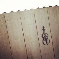 Photo taken at Lisa Carlier Suzuki Violin School by Joshua Y. on 4/18/2012