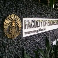 Photo taken at Fakultas Teknik by Aditia N. on 6/7/2012