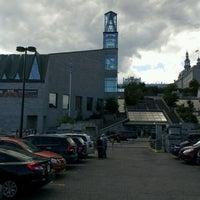 Photo taken at Musée de la Civilisation by Mathieu D. on 9/2/2012