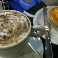 Photo taken at São Braz Coffee Shop by Carla K. on 3/15/2012