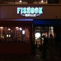 Photo taken at Fishook Grille by Teddy M. on 2/11/2012