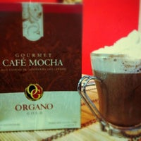 Photo taken at Organo Gold by Bernardo A. on 6/1/2012