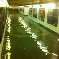 Photo taken at MTA Subway - 34th St/Penn Station (1/2/3) by Cassel K. on 7/18/2012